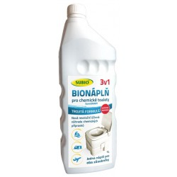 Bionáplň 3v1 SanniSmart Subio